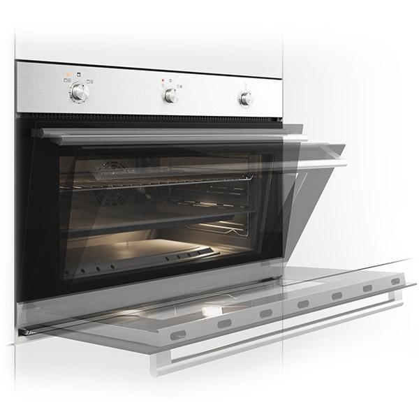 Multiproget ovens