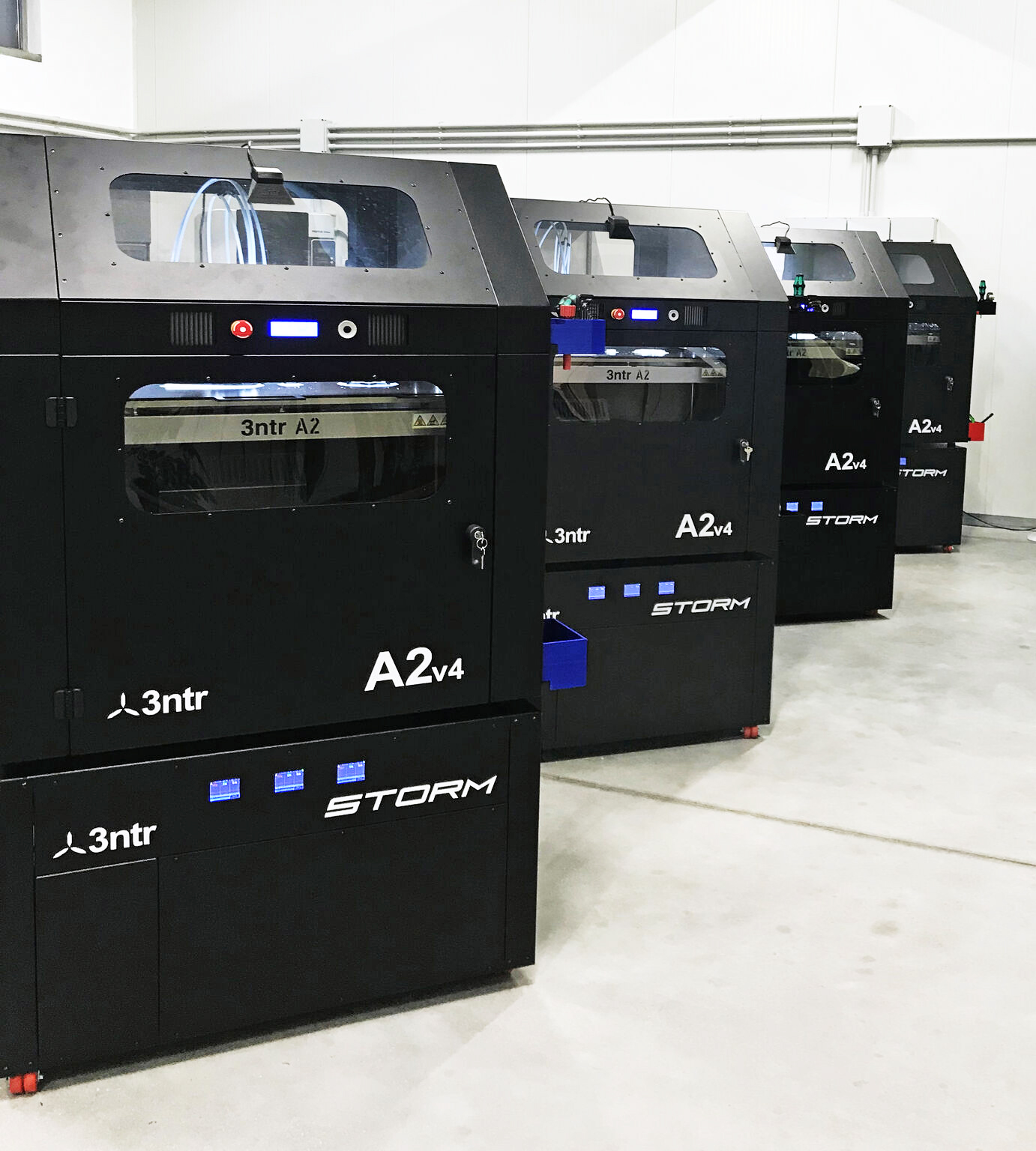 New equipment for elastic material